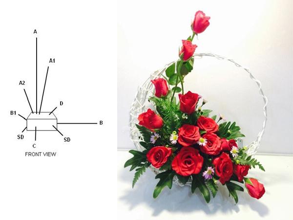 Những cách cắm hoa ngày Tết đẹp và ấn tượng bạn nên biết